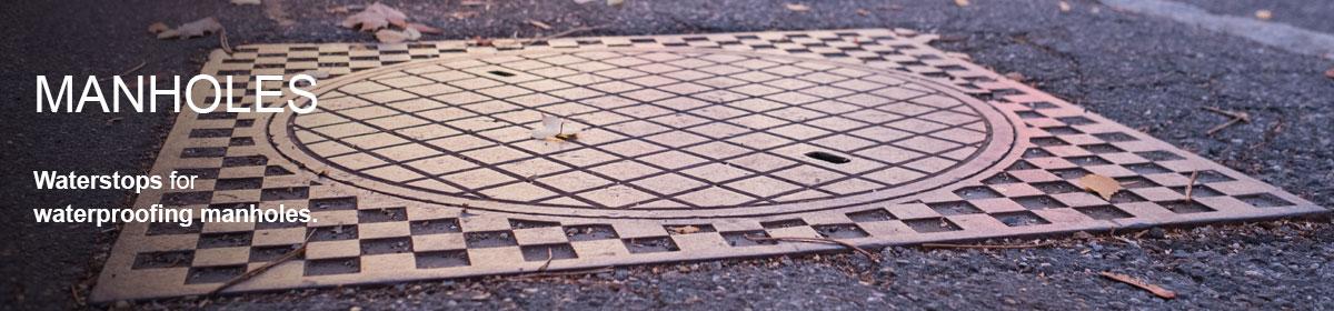 waterproofing manholes
