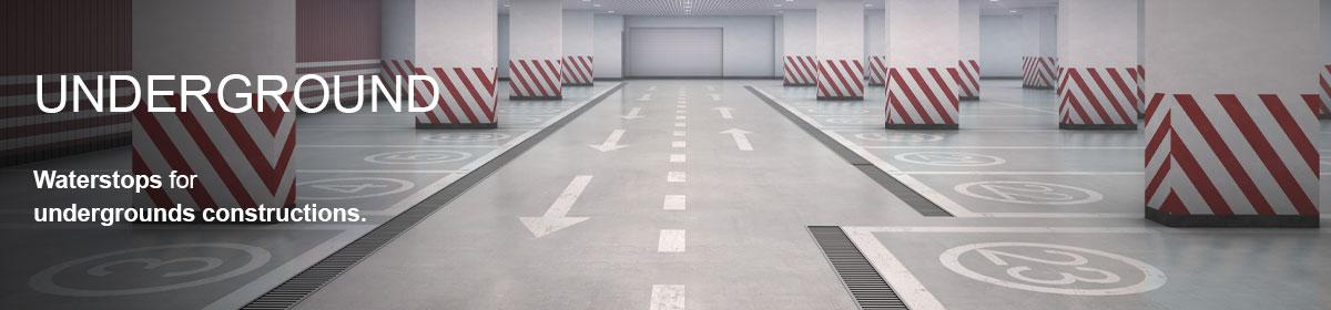 waterproofing underground constructions