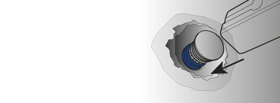 Stap 2 - Montage Sealing Plug