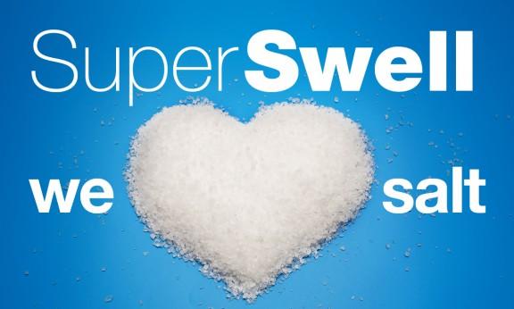 We love salt