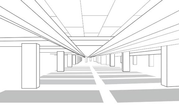 Ondergrondse constructies